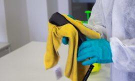 Dezinfekcijom protiv korona virusa