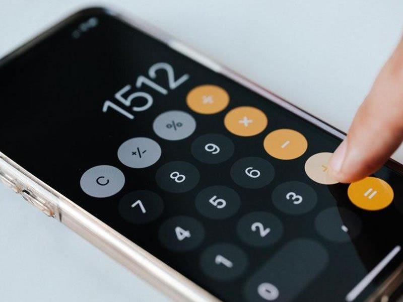 telefon-kalkulator